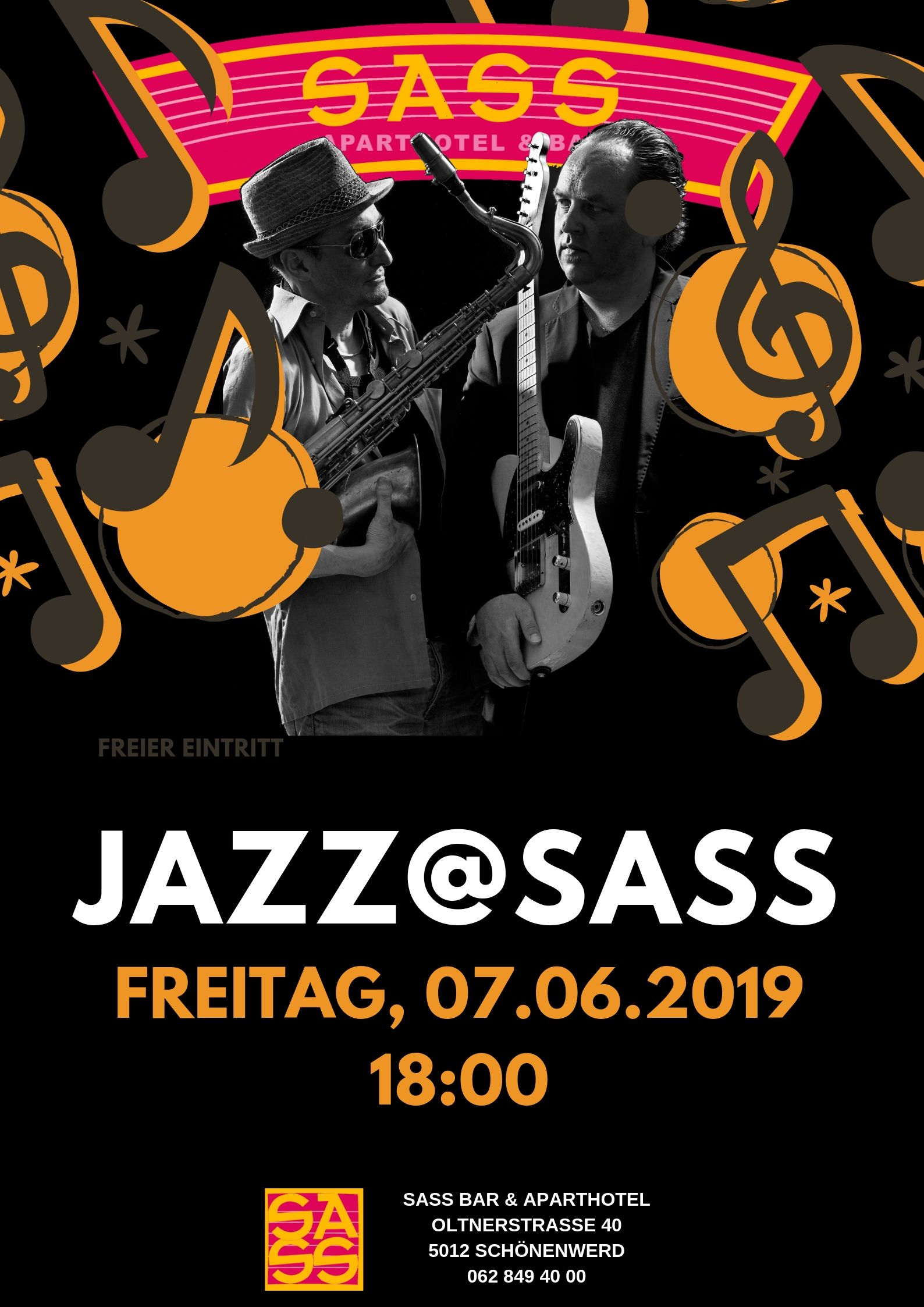 jazz @ sass bar